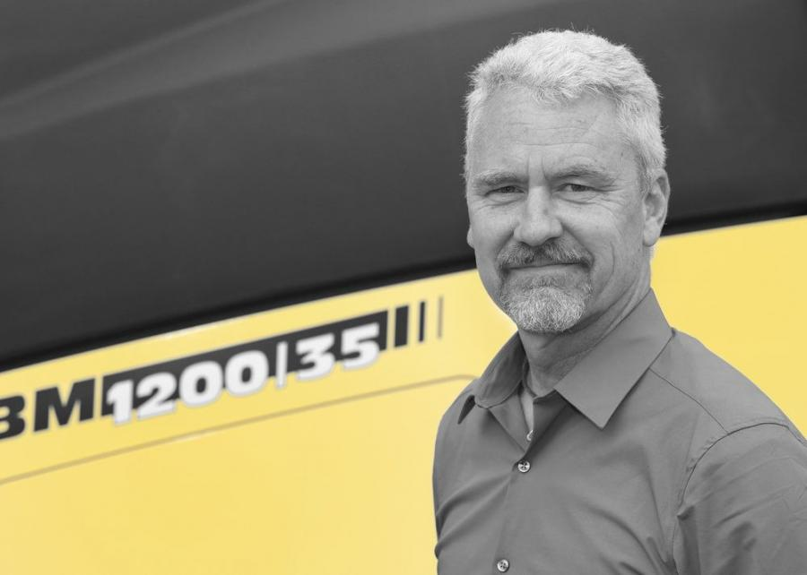 On Sept. 13, Chris Colwell joined Bomag as vice president of milling and paving.
