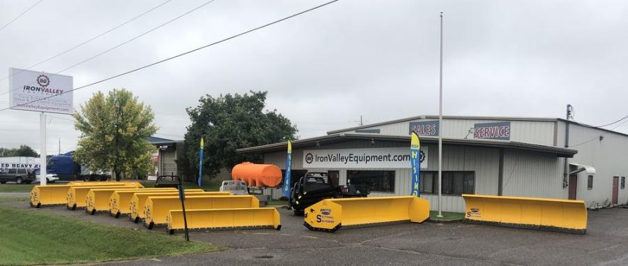 Iron Valley Equipment & Mfg. LLC recently opened its newly-remodeled facility at 601 Franklin Ave. NE in St. Cloud, Minn.