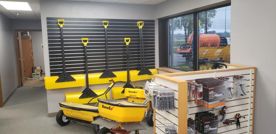 Iron Valley Equipment offers an extensive inventory, a fast turnaround on special orders and custom product requests.