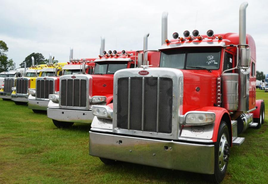 The Deanco Philadelphia, Miss., auction was once again stacked deep with a nice selection of truck tractors, dump trucks and specialty trucks.