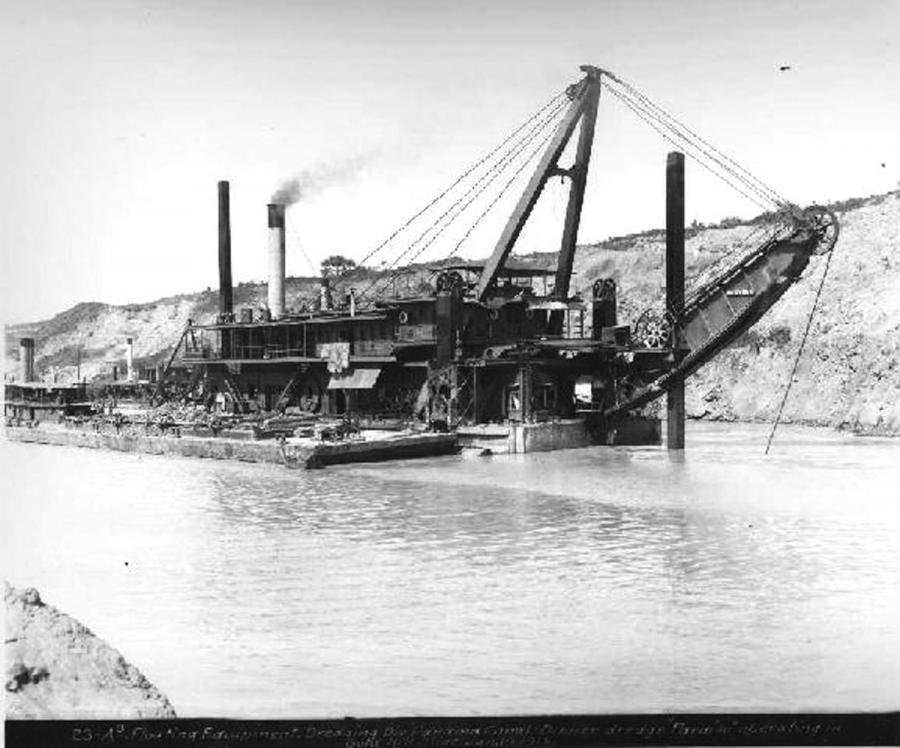 Panama Canal: The Big Dig of Central America | Construction