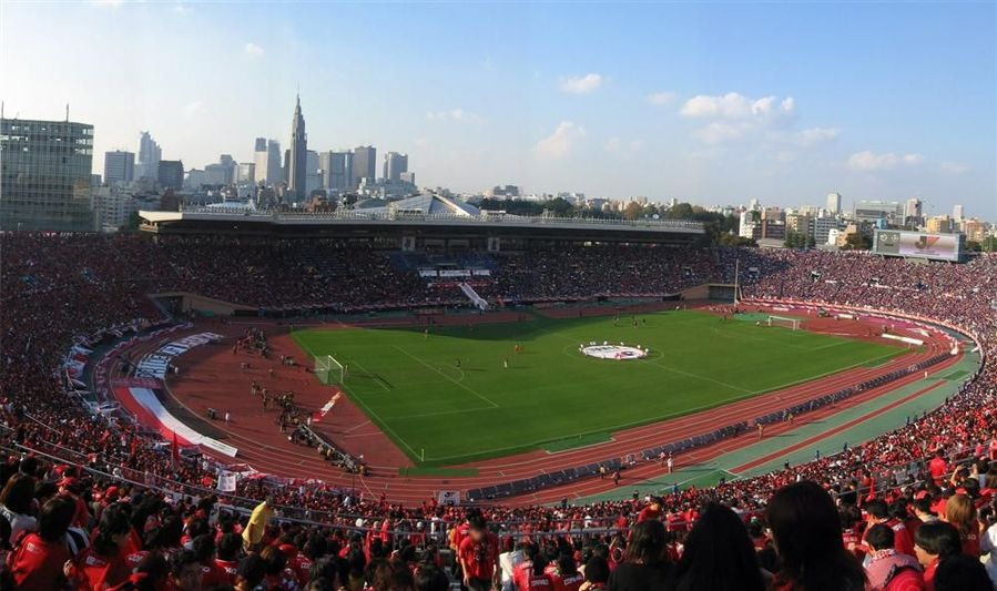 Image courtesy of The Lonely Planet.  The original National Olympic Stadium (pictured) is under demolition, and the site will be redeveloped with a new larger-capacity National Olympic Stadium.