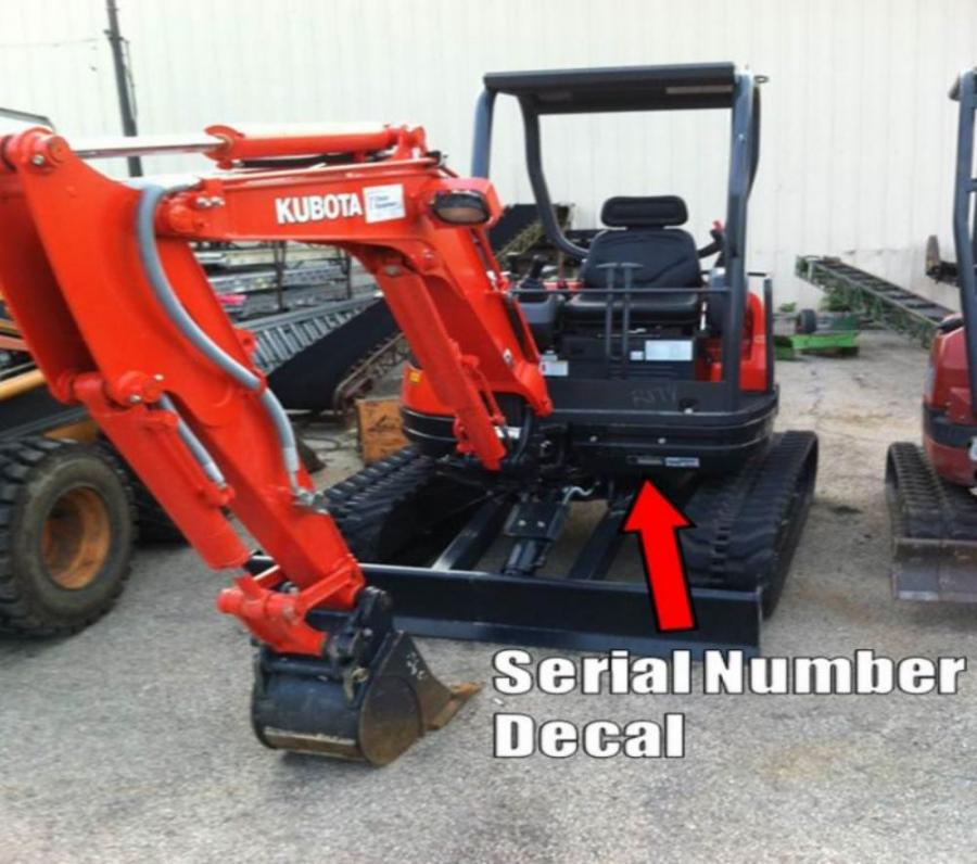 Pictured is the actual machine. 