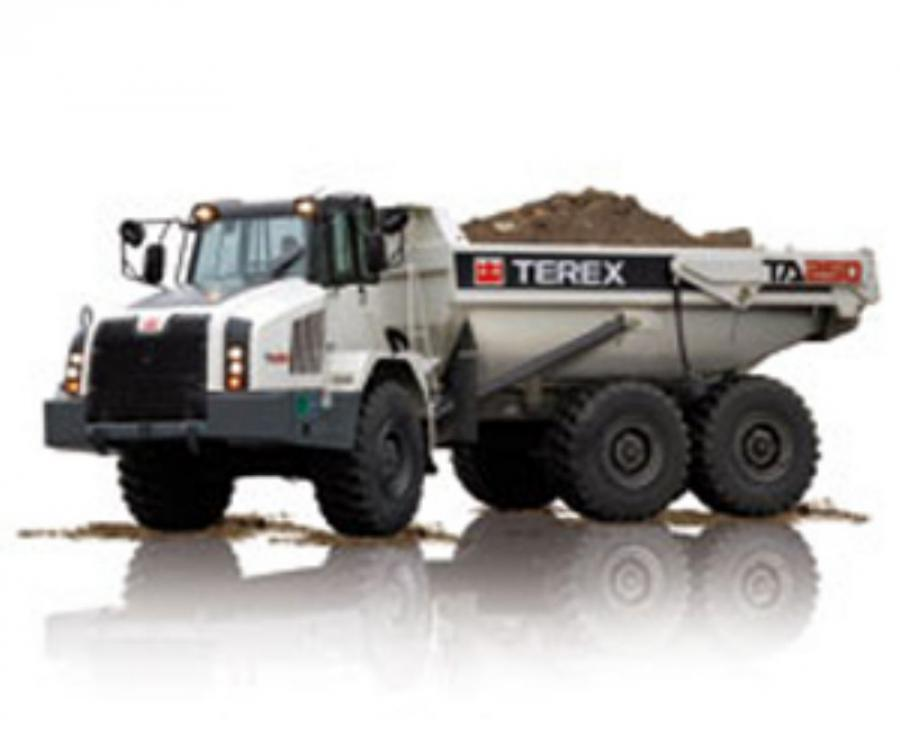 Terex Corporation has announced that it has agreed to sell its truck business to Volvo Construction Equipment for cash proceeds of approximately $160 million.