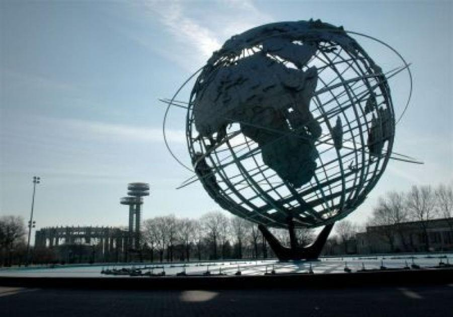 The event is taking place on May 12, from 9 a.m. to 2 p.m., in Flushing Meadows Corona Park, by the iconic Unisphere.